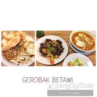 Foto review Gerobak Betawi oleh Indriani Kartanadi 1