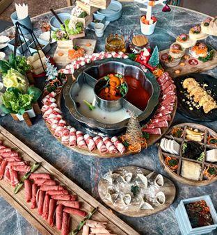 Foto 3 - Makanan di Chongqing Liuyishou Hotpot oleh Margaretha Helena #Marufnbstory