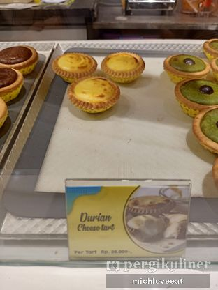 Foto review Hokkaido Baked Cheese Tart oleh Mich Love Eat 1
