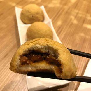Foto 2 - Makanan(Bakpau Isi Babi BBQ) di Tim Ho Wan oleh Claudia @claudisfoodjournal