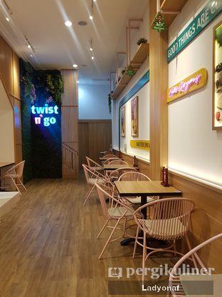 Foto 4 - Interior di Twist n Go oleh Ladyonaf @placetogoandeat