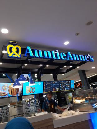 Foto review Auntie Anne's oleh Mouthgasm.jkt  3