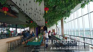 Foto review Tre Monti Sky Lounge - Agria Hotel oleh Jakartarandomeats 5