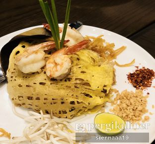Foto 7 - Makanan(khao pad sapparod) di Noble by Zab Thai oleh Sienna Paramitha