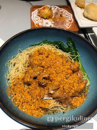 Foto 2 - Makanan(Gold Dust Chicken Cutlet) di Hongkong Sheng Kee Dessert oleh Vicky @vickyaph