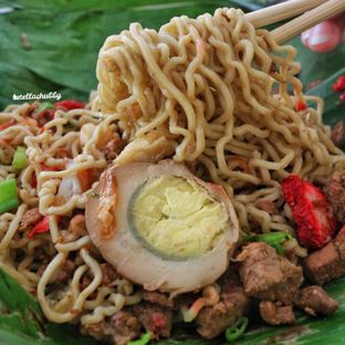 Foto 2 - Makanan di Bakmie Bakar Bodud'z oleh Stellachubby