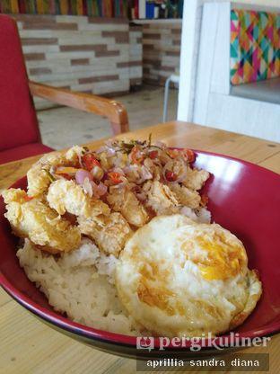 Foto 2 - Makanan(Dory Sambal Matah) di Fat Bubble oleh Diana Sandra