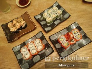 Foto 2 - Makanan di Sushi Tei oleh Jihan Rahayu Putri