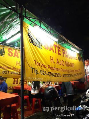 Foto 4 - Eksterior di Sate Padang H. Ajo Manih oleh Sillyoldbear.id