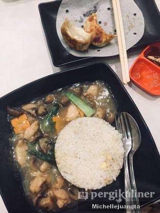 Foto 2 - Makanan(Nasi Siram Ayam Jamur) di Top Noodle House & Kitchen oleh Michelle Juangta