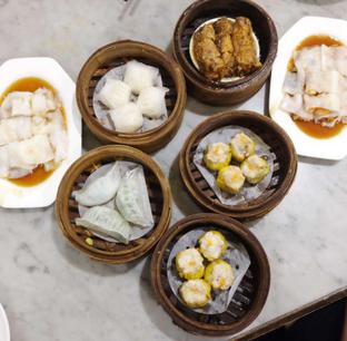 Foto 1 - Makanan di Tea Garden oleh Vici Sienna #FollowTheYummy