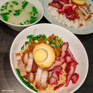 Foto 1 - Makanan di Bakmi Afong & Chinese Food oleh Nika Fitria