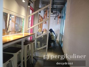 Foto 5 - Interior di Chingu Korean Fan Cafe oleh Desy Mustika