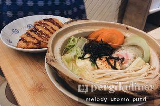 Foto 3 - Makanan(Chicken Katsu Nabe) di Gyoza Bar oleh Melody Utomo Putri
