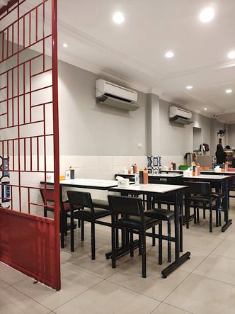 Foto Interior di Samcan Goreng Epenk
