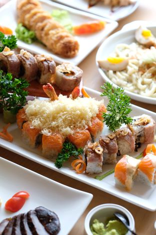 Foto 5 - Makanan di Umamya Sushi oleh Stefanus Hendra