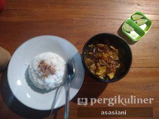Foto - Makanan(soto bathok ayam bening) di Soto Bathok Cibeunying oleh Asasiani Senny
