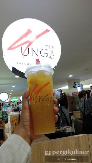 Foto review U Ung Taiwanese Tea oleh Annisa Ismi 2
