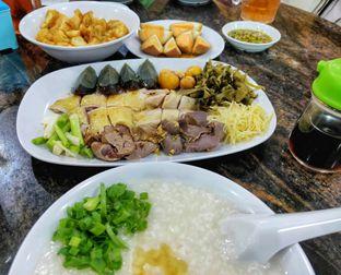 Foto 1 - Makanan di Bubur Ayam Mangga Besar 1 oleh David @dvidksuma
