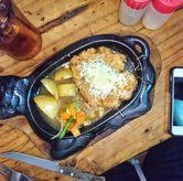 Foto Paket E Crispy Chicken cheese di Kampoeng Steak
