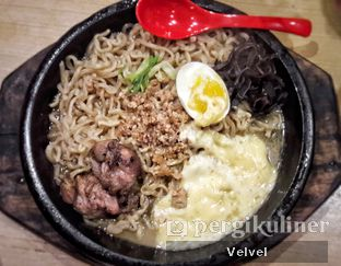 Foto 1 - Makanan(OZ Cheese Chicken Complete) di Universal Noodle Ichiro Ramen Market oleh Velvel
