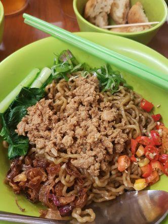 Foto Makanan di Bakmi Gocit