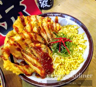Foto 1 - Makanan di Gyu Jin Teppan oleh Ruly Wiskul
