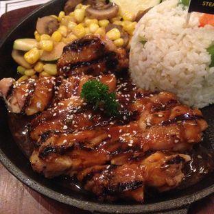 Foto 1 - Makanan(Korean Chicken Bbq) di Justus Steakhouse oleh Dianty Dwi