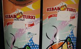 Kebab Turki Baba Rafi