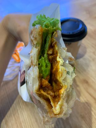 Foto review Liang Sandwich Bar oleh Deasy Lim 7