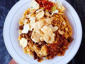 Foto Nasi Goreng Kambing Kebon Sirih