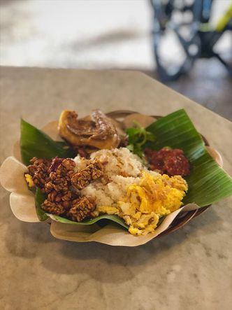 Foto Makanan di Warung Taru (Rumah Kayu)