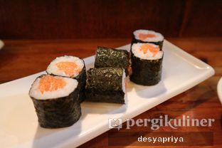Foto 5 - Makanan(Salmon Maki) di Umaku Sushi oleh Desy Apriya