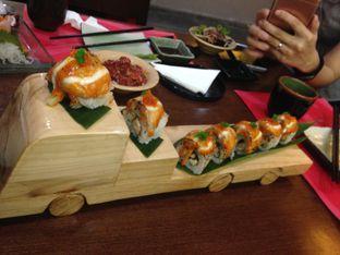 Foto review Shabu Nobu Sushi Nobu oleh Almira  Fatimah 9