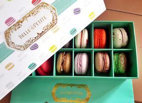 6 Macaron Cantik di Jakarta untuk Kado Valentine Orang Tersayang