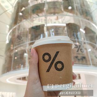 Foto 2 - Makanan(Spanish Latte (Hot)) di %Arabica oleh JC Wen