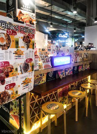 Foto 2 - Interior(Stand ) di Momokino oleh Kumala Yang