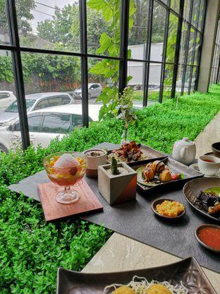 Foto 6 - Makanan di Amertha Warung Coffee oleh om doyanjajan