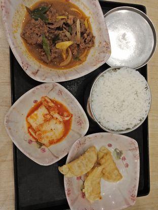 Foto 1 - Makanan(Dosirak 4) di Mujigae oleh Elena Kartika