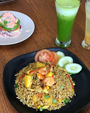 Foto 3 - Makanan(Pineapple fried rice) di Michihiro Suki oleh Claudia @claudisfoodjournal