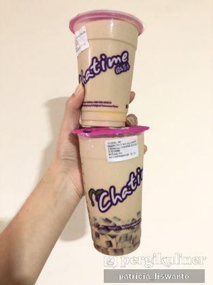 Foto - Makanan(Hazelnut Milk Tea) di Chatime oleh Patsyy