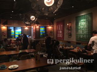 Foto review The People's Cafe oleh James Latief 8