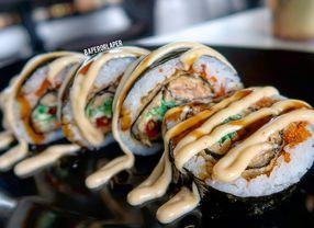 8 Sushi di PIK Ini Bisa Bikin Kamu Kangen Jepang