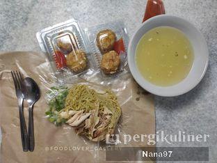 Foto 3 - Makanan di Bakmi Ayam Acang oleh IG: @foodlover_gallery
