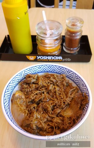 Foto review Yoshinoya oleh William Wilz 1