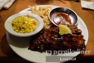 Foto 1 - Makanan di Tony Roma's oleh Ladyonaf @placetogoandeat