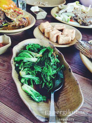 Foto 3 - Makanan(cah kailan) di Ikan Bakar Cianjur oleh @supeririy