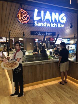 Foto review Liang Sandwich Bar oleh Vising Lie 2