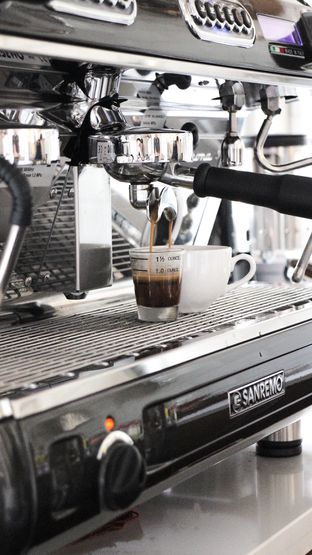 Foto 2 - Makanan(Espresso ) di Cupola oleh Zaky Bangun