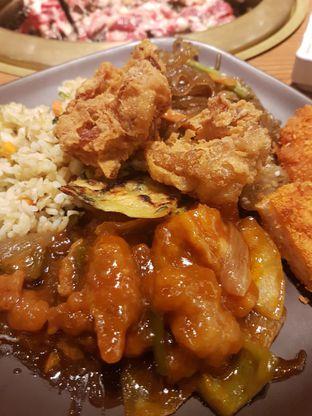 Foto 3 - Makanan di Kintan Buffet oleh Olivia @foodsid